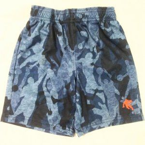 AND1 Basketball Camo Shorts 4T